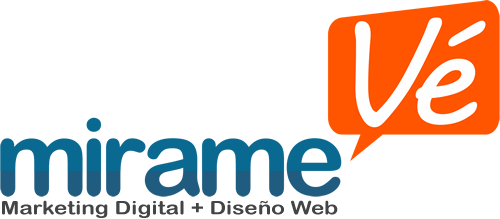 Mirame Vé - Marketing Digital - Diseño Web